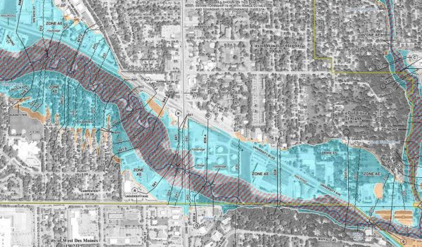 floodplain map