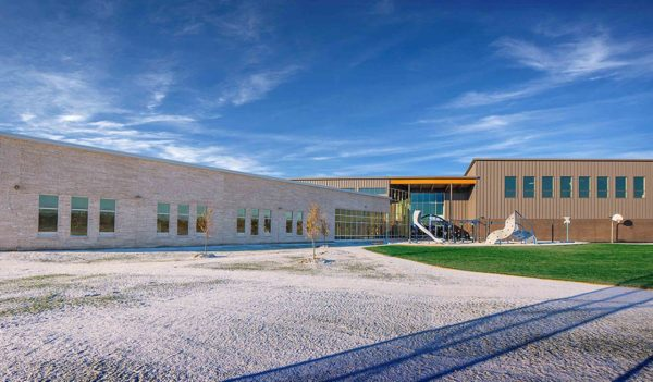 Lake St. Martin First Nation New School