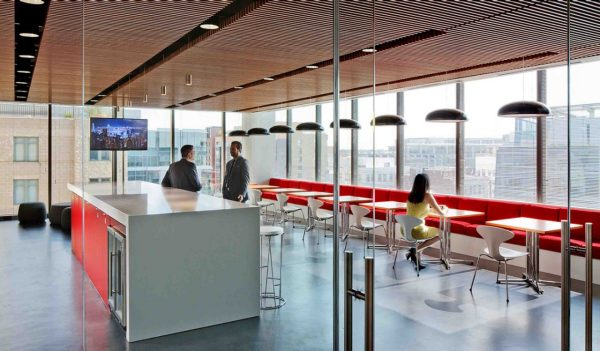 The Heart Of Office The Kitchen S Crucial Role In Workplace Wellness And Productivity