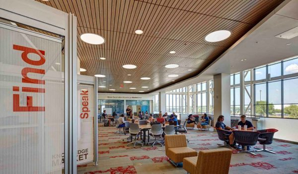 Mary Idema Pew Library and Learning Commons
