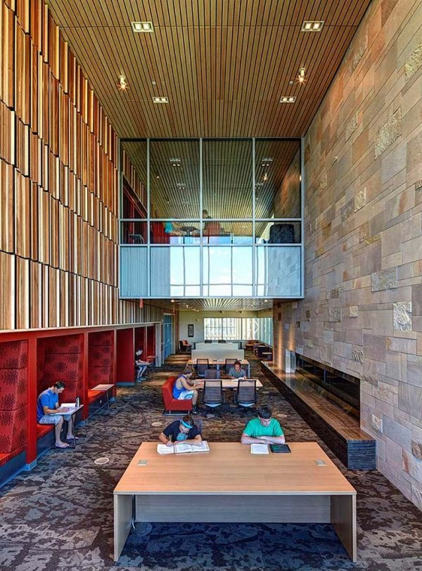Mary Idema Pew Learning Commons