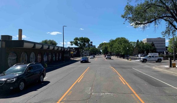 Center Avenue, Moorhead, MN