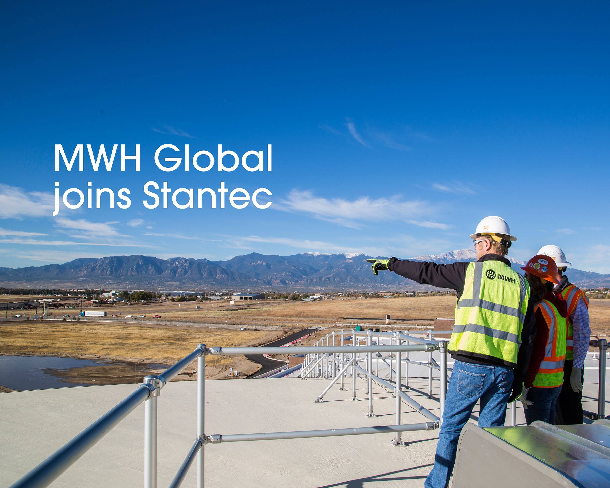 Stantec completes acquisition of MWH Global