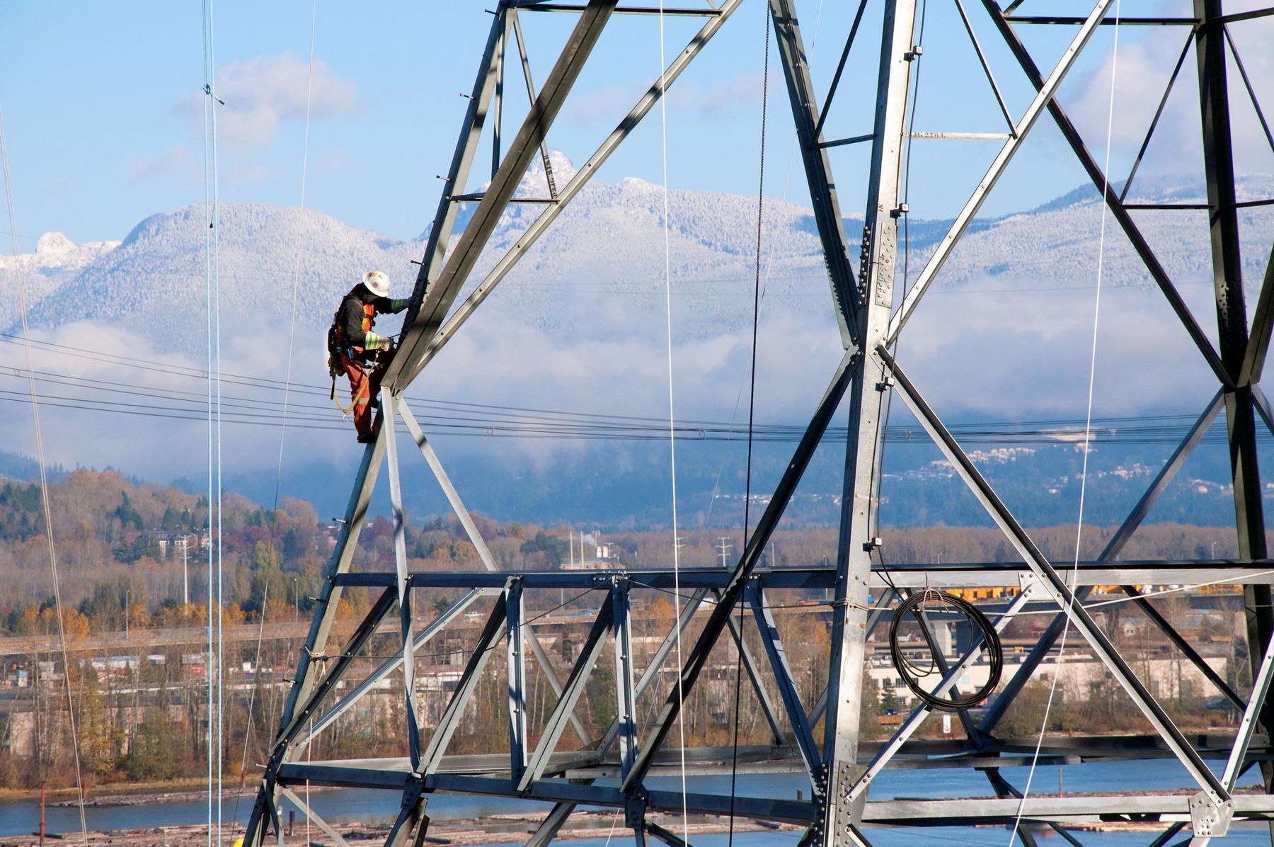 BC Hydro 2L22 Emergency Restoration Project