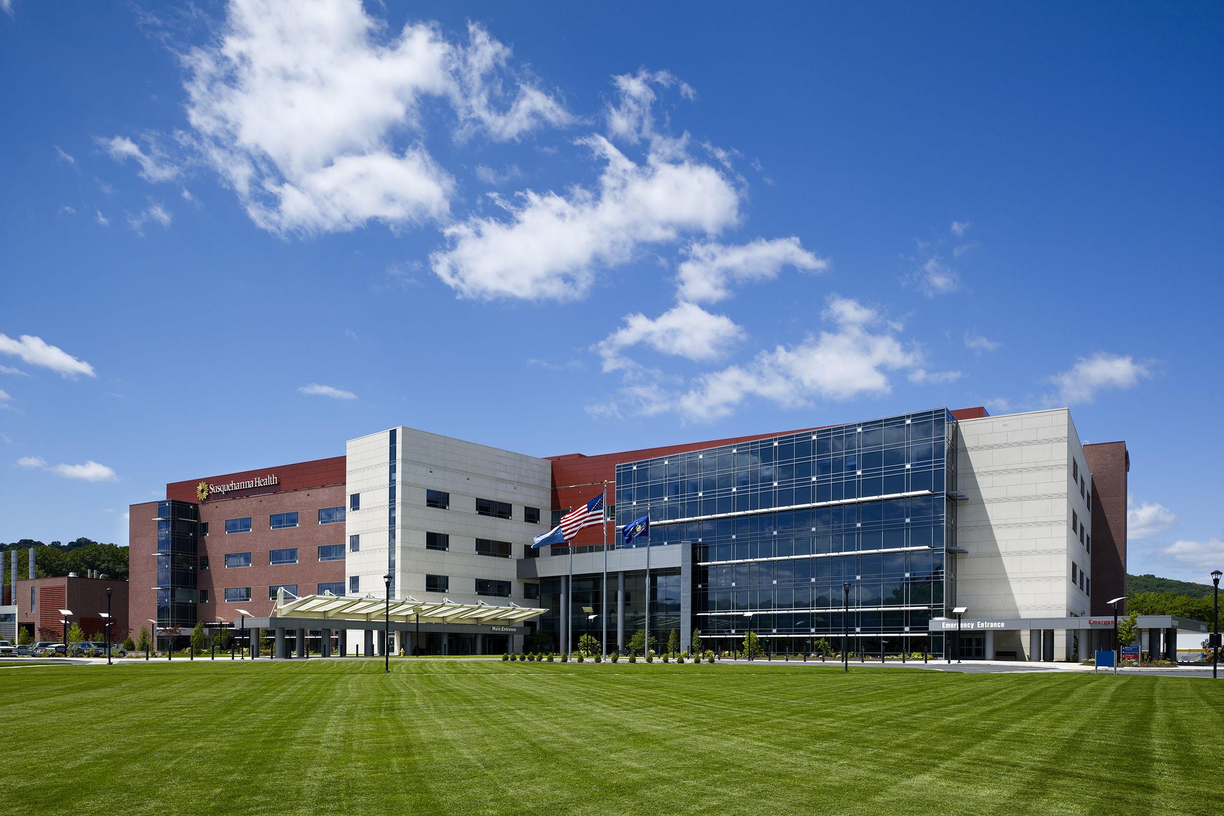 UPMC Susquehanna - Williamsport Hospital Patient Tower Expansion & Reno