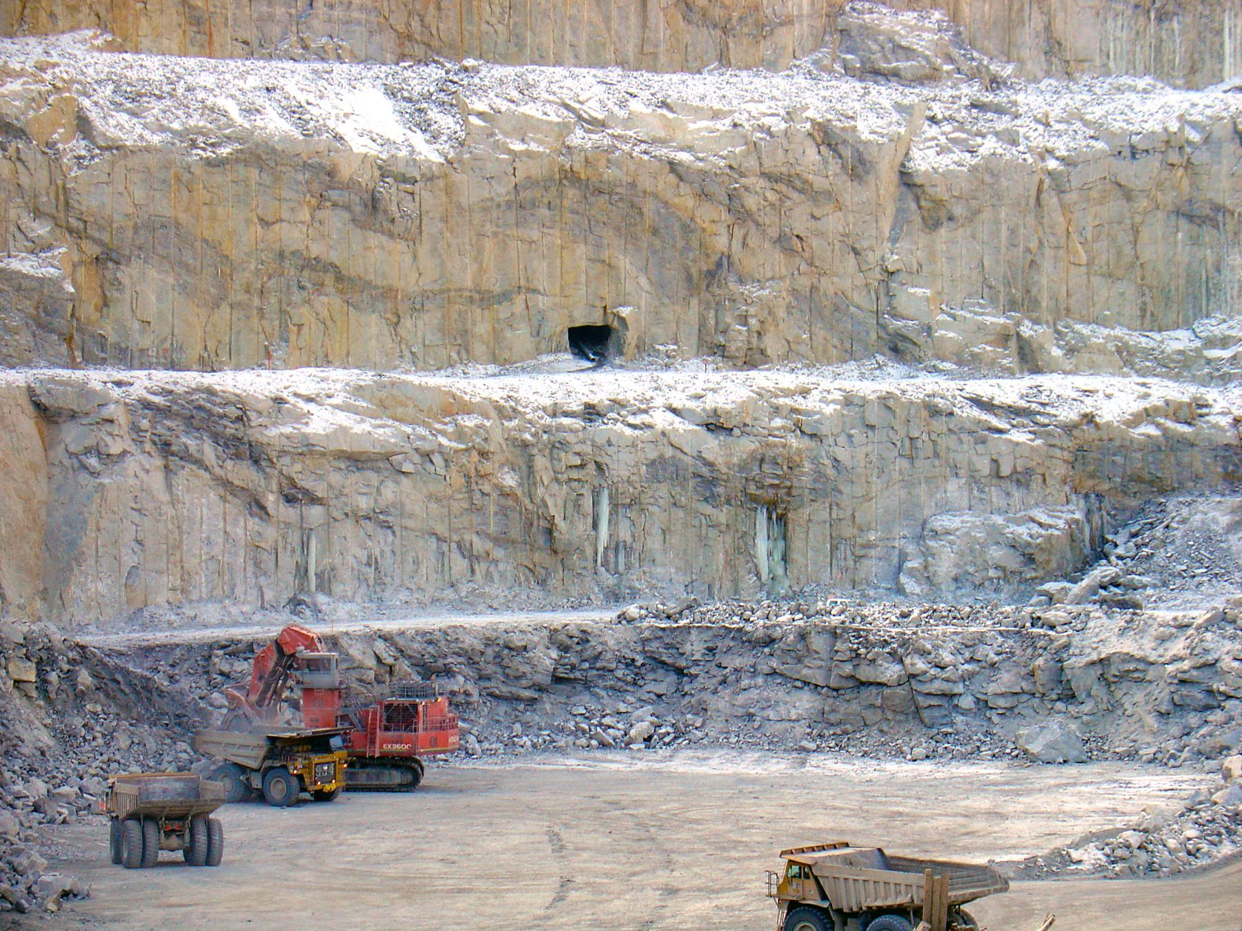 how to buy a diamond mine
