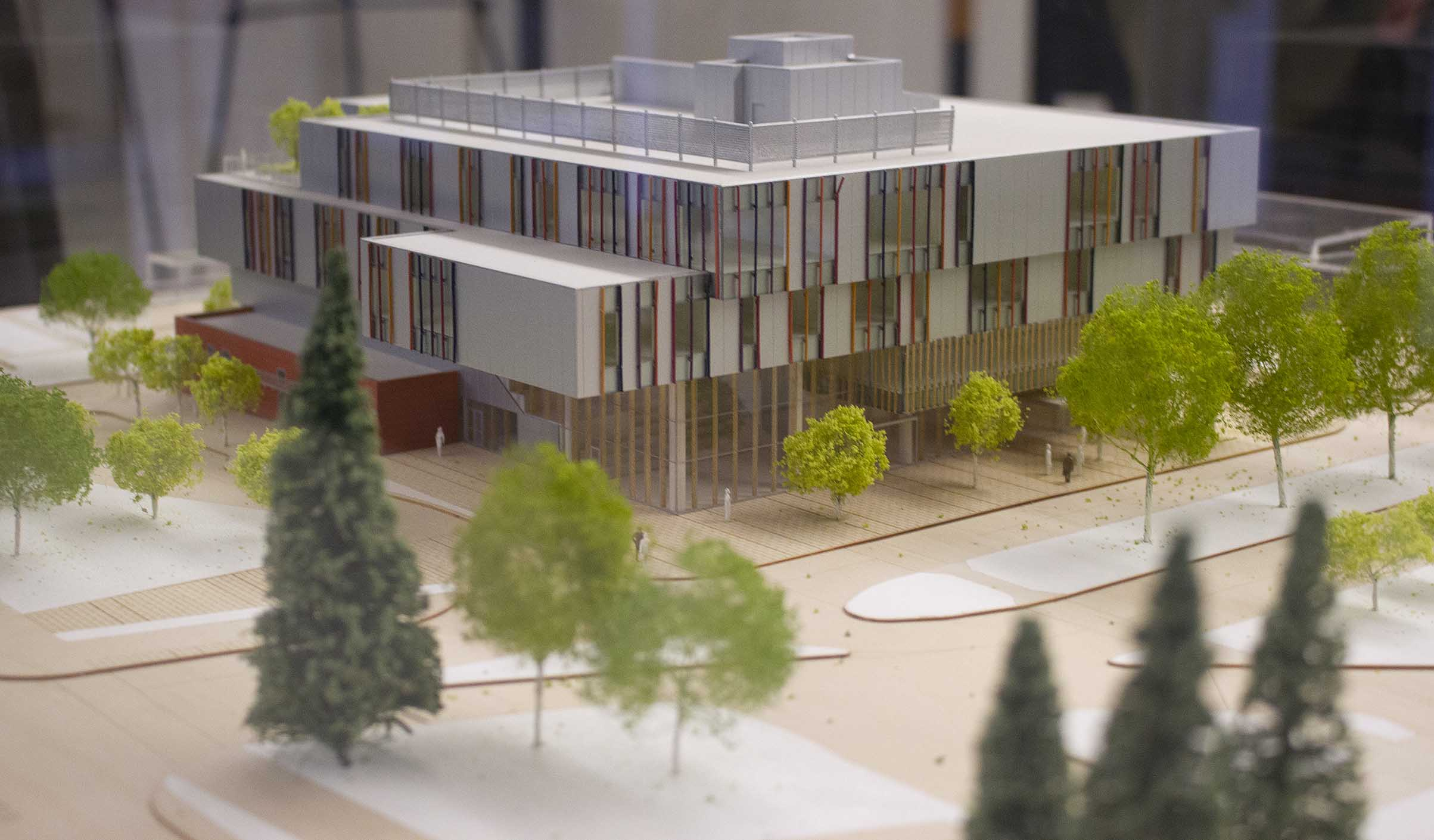 New Health Sciences Centre Breaks Ground At Bcit