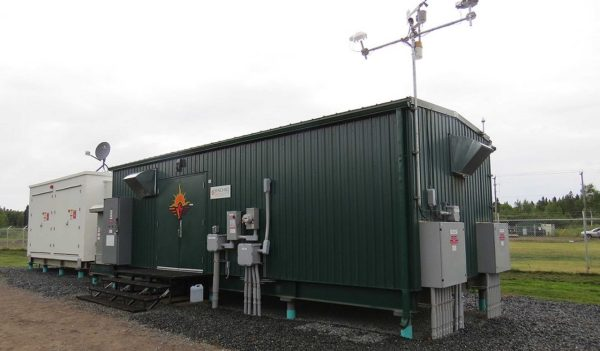 EHouse - microgrid control centre