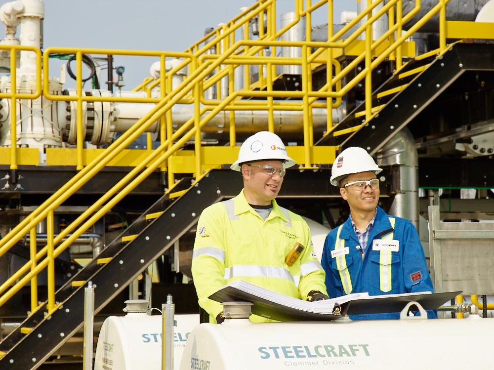 Oil & Gas - Construction Management & Inspection